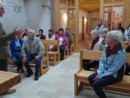 : Frauenbund wandert zu evangelischen Kirchen
