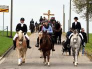Stadel/Gessertshausen: Leonhardiritt: Ein großer Tag für Ross und Reiter