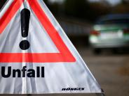 Oberbayern: Tragischer Verkehrsunfall: Sechs Schwerverletzte, eine Tote