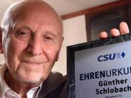 Gersthofen: 70 Jahre der Partei treu geblieben