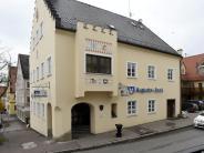Zusmarshausen: Augusta-Bank schließt Filiale