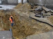 Bonstetten: Rohrbruch empört die Anwohner
