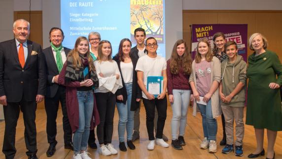 Auszeichnung für Schülerzeitung