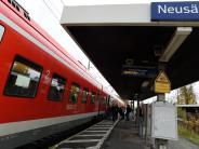Sicherheit am Bahnhof: Grüne: Drittes Gleis in zwei Schritten