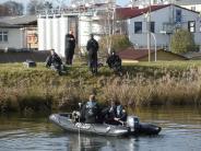 Gersthofen: Lechkanal: Die Suche nach der Vermissten geht weiter