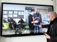 Neusäß: In den Klassenzimmern steht immer mehr Hightech