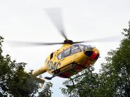 Gersthofen: Unfall im Industriepark: Arbeiter schwer verletzt