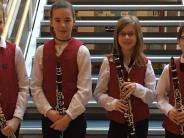 Musik: Erfolg für junges Klarinettenquartett