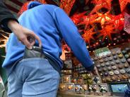 Gersthofen: Taschendieb nützt günstige Gelegenheit