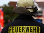 Gersthofen: Heizkörper defekt, Feuerwehr rückt an