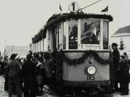Stadtbergen: Hurra, hurra, die Straßenbahn ist da