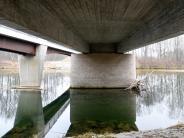 Meitingen: Lechbrücke: Nur das Nötigste wird gemacht