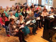 Zusmarshausen: 125 Jahre Chorgesang