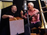 Diedorf: Zwei Männer, ein Musikgeschmack und eine Mordsgaudi