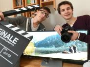Aystetten: Zwei junge Filmemacher berühren ohne Worte