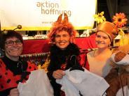 Fasching: Neue Kleider für Narren helfen armen Kindern