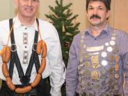 Jahresabschluss: Bernd Berger ist neuer Fischacher König