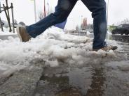 Landkreis Augsburg: Schnee, Regen, Matsch: Und dann?