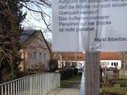 Biberbach: Biberbacher zahlen viel Geld für eine kleine Brücke