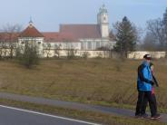 Sport: Wanderung rund um Kloster Holzen