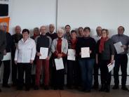 Jahresversammlung: Kolpingsfamilie in Biberbach freut sich über viele junge Mitglieder