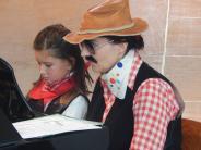 : Cowboys am Klavier