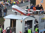 Gablingen: Flugzeug startet beim Umzug durch