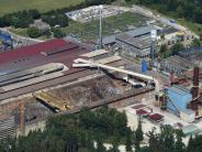 Meitingen-Herbertshofen: Max Aicher ändert seine Pläne