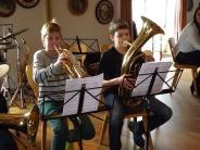 Stauden: Konzert der kleinen Ensembles