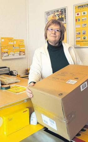 Neue Post eröffnet in Glaserei Nachrichten Augsburg Land