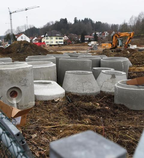 diedorf start f r den h userbau im oggenhof nachrichten augsburg land gersthofen neus. Black Bedroom Furniture Sets. Home Design Ideas