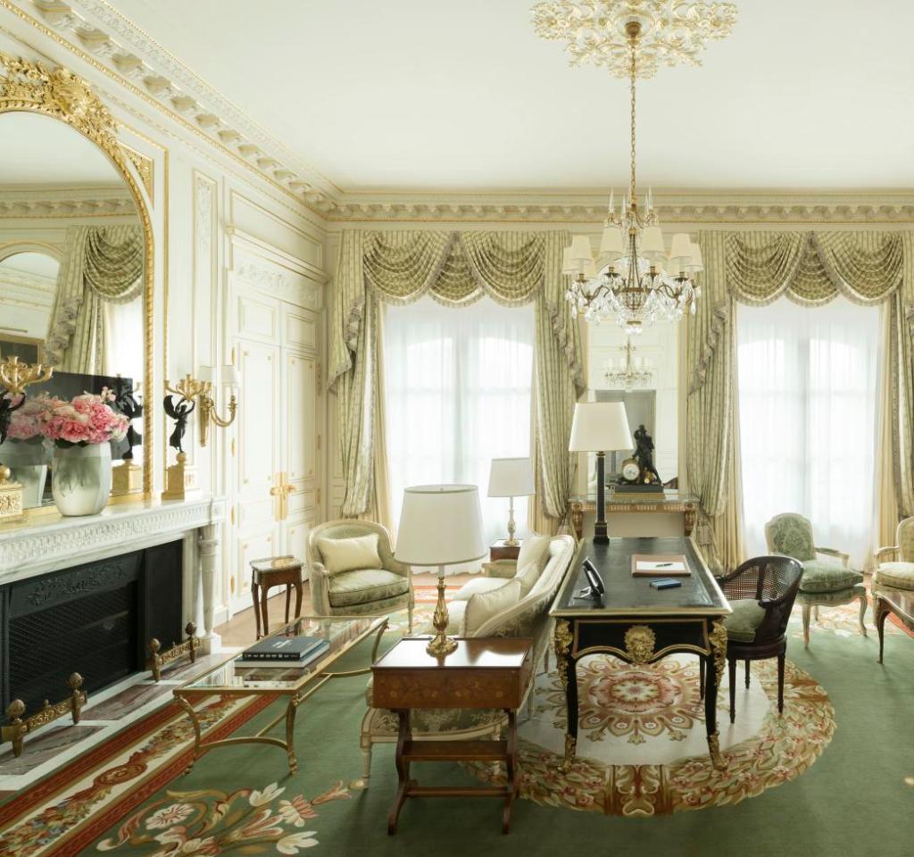 luxus hotel ritz in paris luxus der die stars tr umen. Black Bedroom Furniture Sets. Home Design Ideas