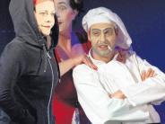Gastspiel: Ein Theater tritt in den Widerstand