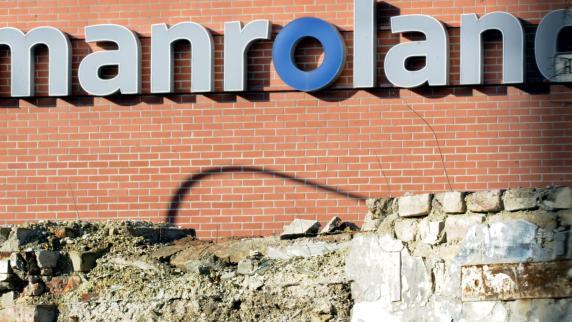 Augsburg: Manroland entlässt 250 Mitarbeiter
