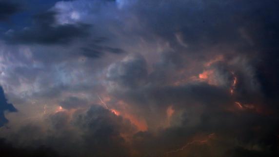 Unwetterwarnung: Neue Warnung: Wo in den nächsten Stunden Unwetter drohen