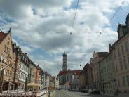 Region Augsburg: Ein bisschen Frieden, ein bisschen Kaufen