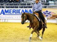 Augsburg: Fest in der Hand von Cowboys