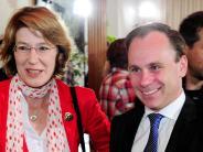 """Studie: Diese Kandidaten aus der Region schaffen es """"zu 100 Prozent"""" in den Bundestag"""