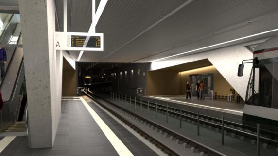 Augsburg: Bahnhofstunnel: 2019 ist kaum zu schaffen