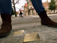 Augsburg-Stadt: Stillstand bei den Stolpersteinen?