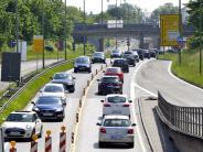 Königsbrunn: B17-Baustelle: So wird der Verkehr umgeleitet