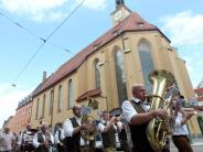 Augsburg: Jakober Kirchweih im neuen Format