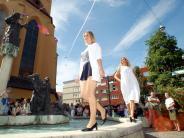 Augsburg: Wie der Neustart bei der Jakober Kirchweih ankam