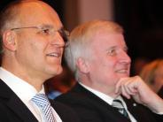 Augsburg: OB Gribl wählt Bundespräsidenten - und hat weitere Missionen in Berlin