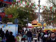 Augsburg: Die Besucherzahl der Lechhauser Kirchweih stagniert