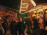 Augsburg: Augsburg: Weihnachtsmarkt bei der City Galerie 2017