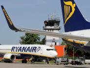 Allgäu Airport: Alarm am Allgäu Airport - aber nur zu Übungszwecken