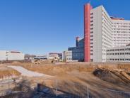 Augsburg: Dauerbaustelle Klinikum