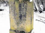 Grenzsteine: Vergessene Denkmäler