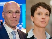 Augsburg: Breite Allianz gegen AfD-Empfang mit Frauke Petry